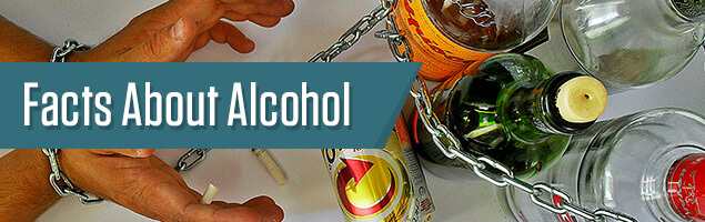 Alcohol Facts Header Image