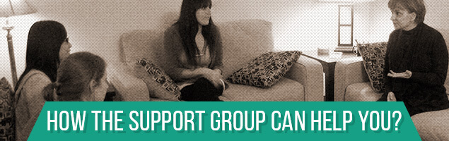 How the Support Group Can Help You?