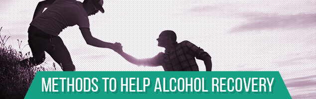 Methods to Help Alcohol Recovery