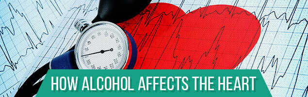 How Alcohol Affects the Heart