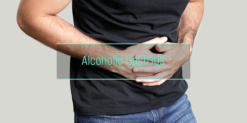 Alcoholic Gastritis Symptoms: Dangers Of Stomach Pain After