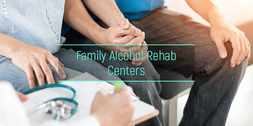 alcohol rehab for families