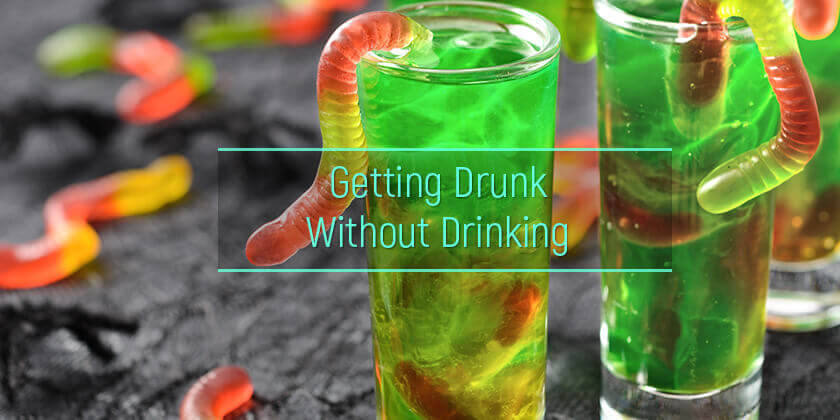Getting Drunk Without Alcohol: Ways to Feel Drunk Without