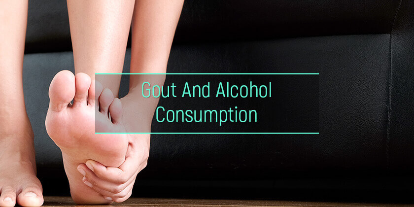 alcoholism and gout