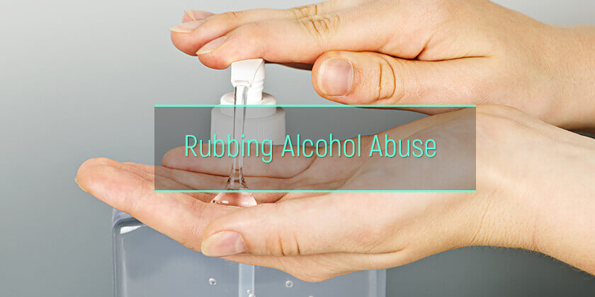 Rubbing Alcohol Drinking And Inhaling: Is Isopropyl Alcohol