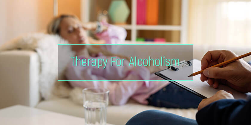 alcoholism therapy