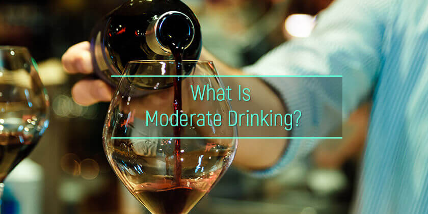 Moderate drinking