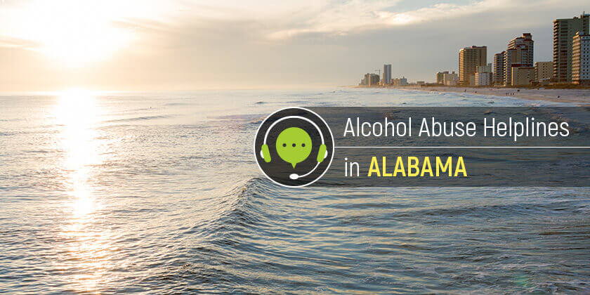 alcoholism helplines Alabama