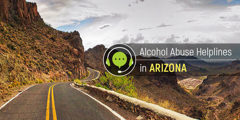Arizona alcohol help hotlines