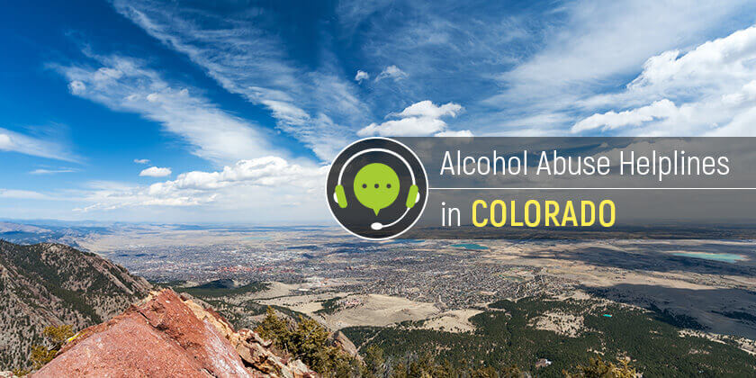 alcohol help numbers colorado