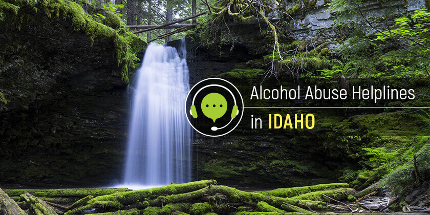 alcoholic hotline Idaho
