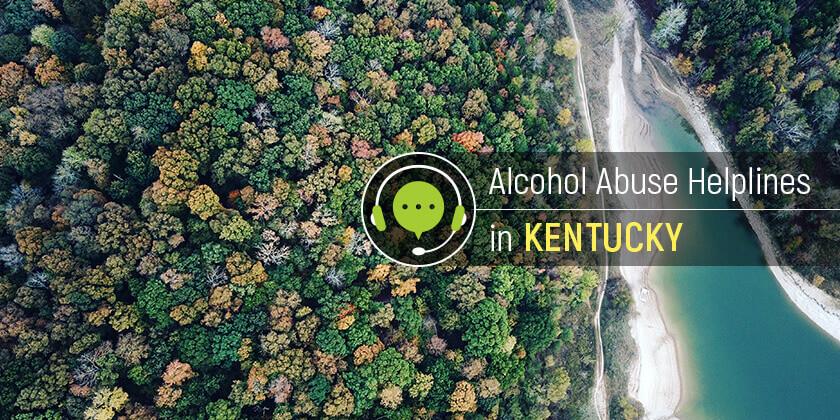 alcohol helpline numbers in Kentucky