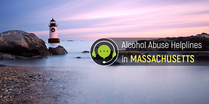 alcohol hotlines in Massachussetts