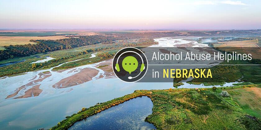 alcohol hotlines in Nebraska