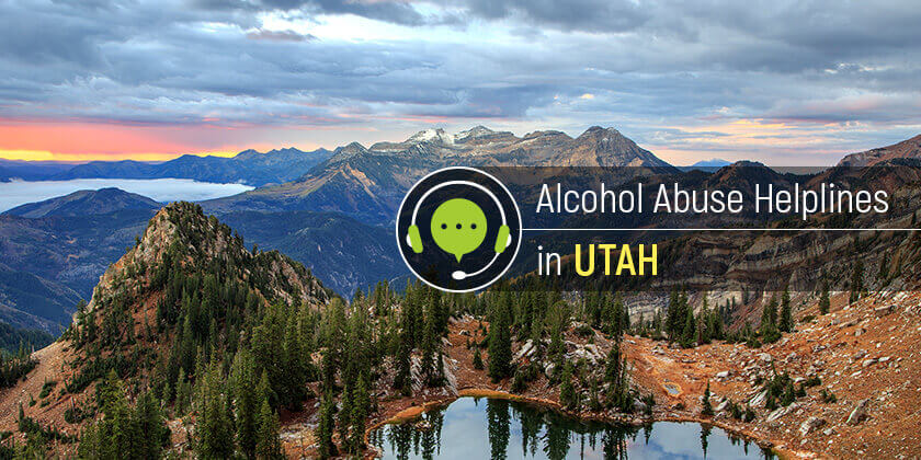 alcohol addiction hotlines in Utah