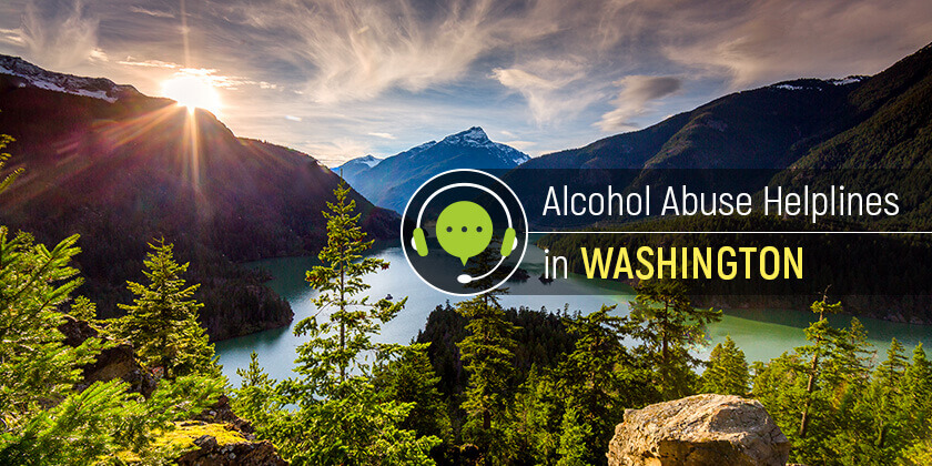 alcohol hotlines in Washington state
