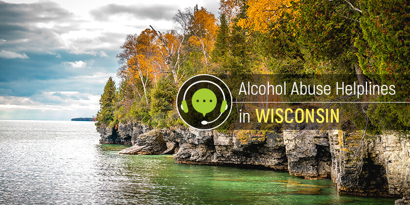 alcohol hotlines in Wisconsin