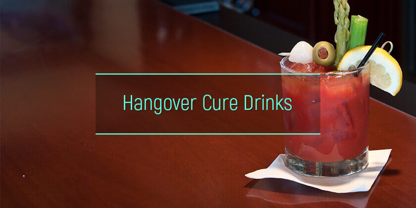 Hangover Cure Drink: What To Drink When Hungover To Feel Better