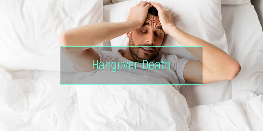 hangover death