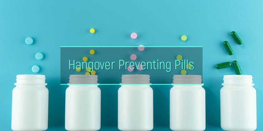 pill that prevent hangover