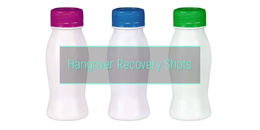 hangover shots