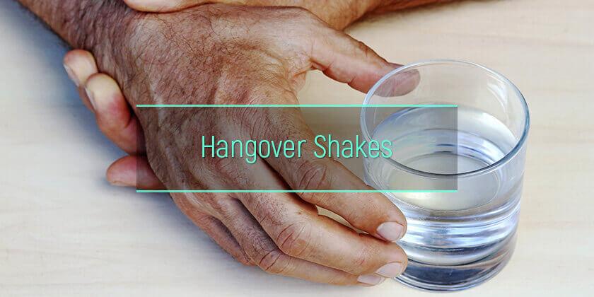 hangover shakes