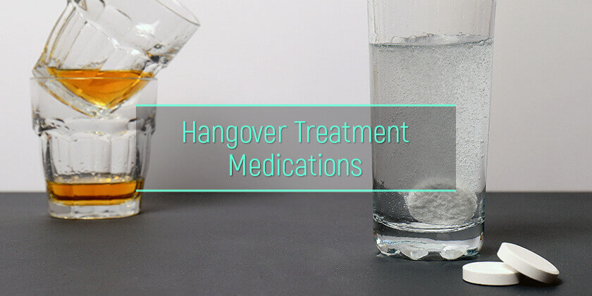 hangover medications