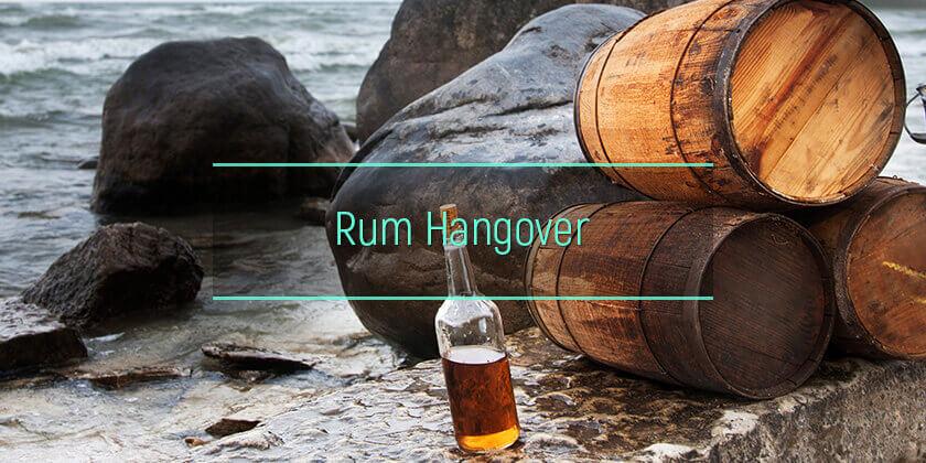 rum hangover