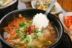 korean traditional hangover soup