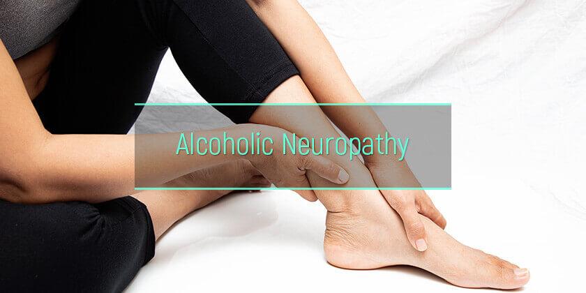 alcoholic polyneropathy