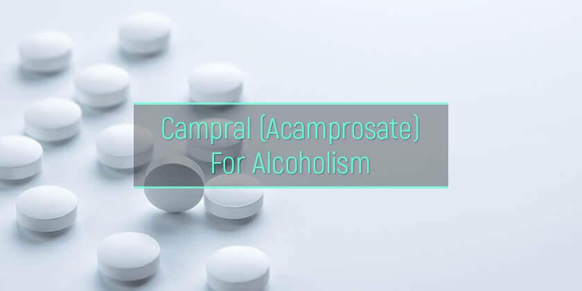 acamprosate for alcoholism