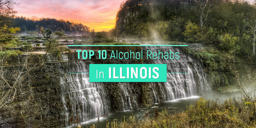 best alcohol rehabs in Illinois
