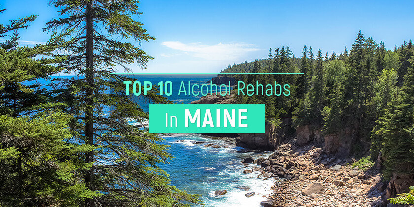 best alcohol rehabs in Maine