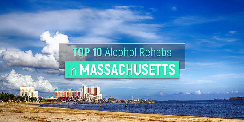 best alcohol rehabs in Massachusetts