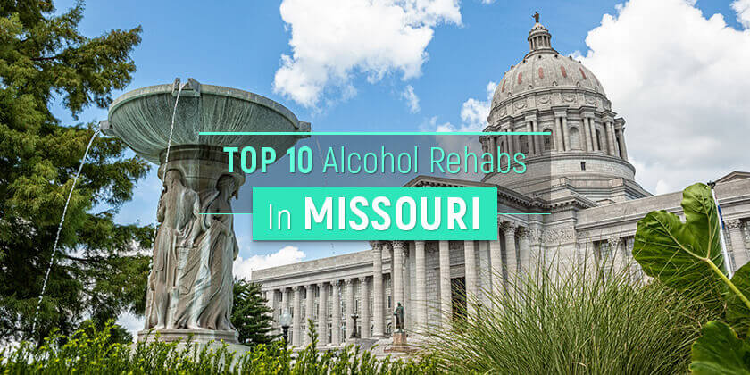 best alcohol rehabs in Missouri