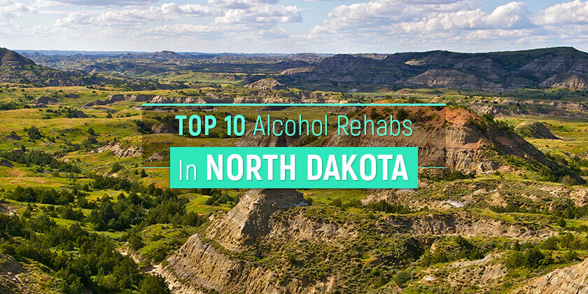 best alcohol rehabs in North Dakota